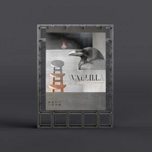 Vanilla Wall 2021- Cover 5